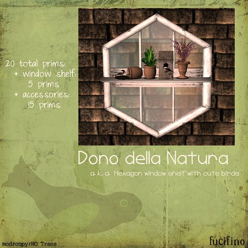 fucifino.Dono della Natura for Moody Mondays (27.June)