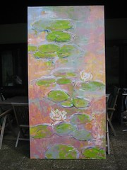 Seerose1 (Joachim Weigt) Tags: acky weigt acrylbilder acrylgemälde joachimweigt acrylbilderjoachimweigtackyacrylgemäldeacrylbilderweigt