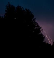 Lightning Strikes (Paul Hemmen) Tags: storm netherlands juni sony arnhem nederland a33 lightning slt arnheim onweer 2011 slta33 slt33