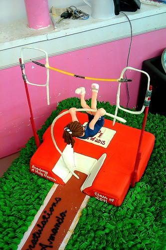 Pole Vaulting cake10