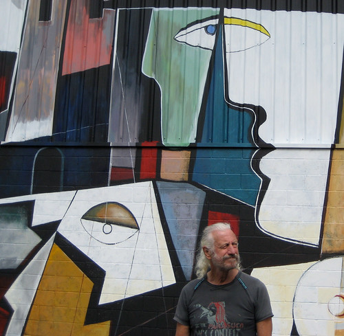 Mural in Basque Country by Paul Ygartua