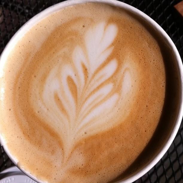 Morning caffeine!