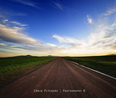 The Road Home... (Craig Pitchers) Tags: africa winter sunset fog clouds southafrica nikon capetown 24mm durbanville westerncape d90 nikond90 1024mm nikon1024mm flickrunitedaward