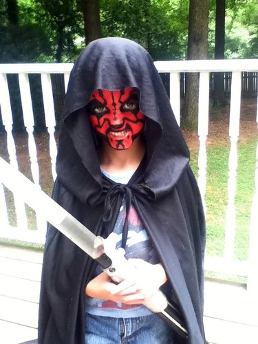 Darth Maul has arrived