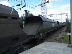 370586 Bescot 300611 (Dan86401) Tags: wagon fl 370 coal hopper bogie freightliner flhh bescot hxa heavyhaul 370586