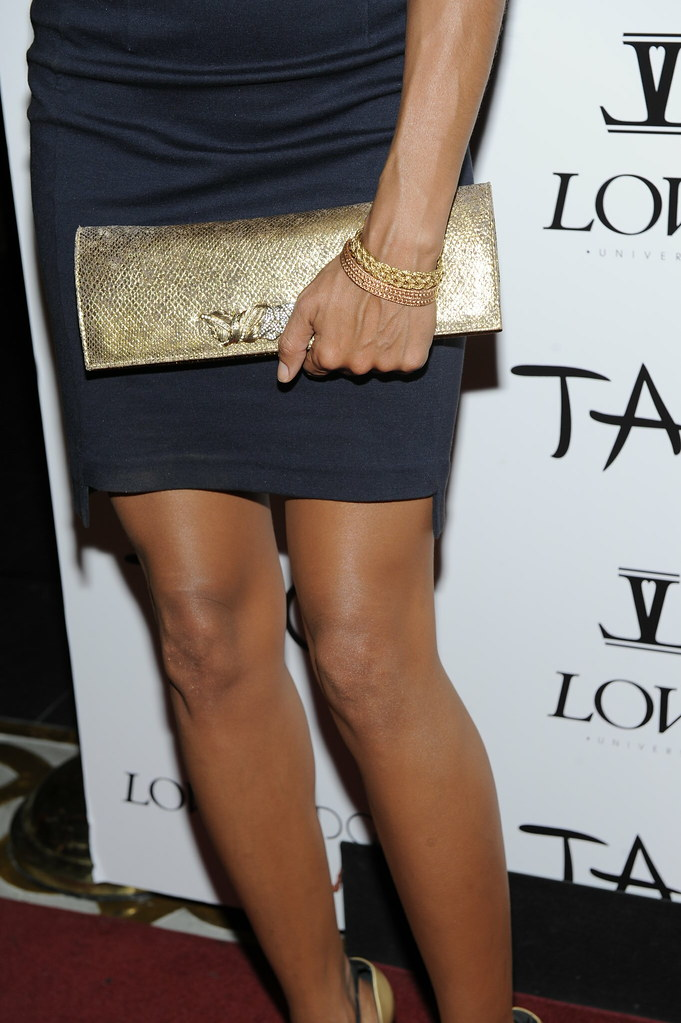 Love Universe Launch Party Hosted By Rosario Dawson At TAO Las Vegas