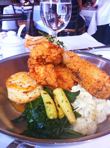 Buttermilk Fried Chicken, Bouchon, Las Vegas