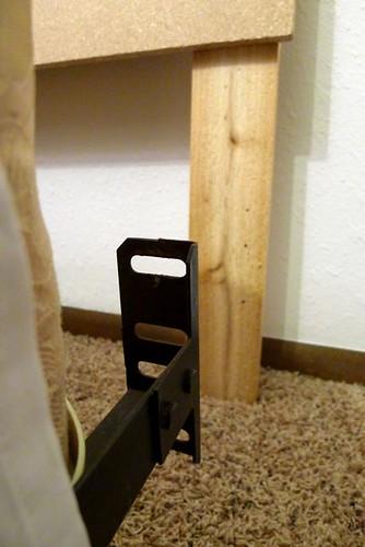 Measuring Bed Frame