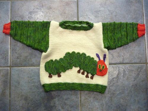 Hungry Caterpillar Jumper