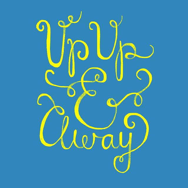 up up & away