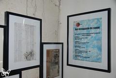 Mausolee - The show (s.butterfly) Tags: paris graffiti book supermarket exhibition launch lek mausolee sowat
