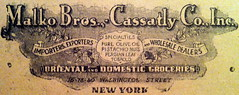 "Malko Bros - Cassatly CO. INC 74-80 Washington Street • <a style=""font-size:0.8em;"" href=""http://www.flickr.com/photos/77241576@N06/6965301490/"" target=""_blank"">View on Flickr</a>"