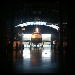 Bye Bye #Enterprise #NASASocial #nofilter