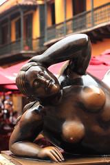"Gertrudis de Botero en Cartagena 2 • <a style=""font-size:0.8em;"" href=""https://www.flickr.com/photos/76266883@N06/7178644914/"" target=""_blank"">View on Flickr</a>"