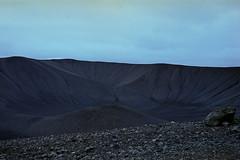 Iceland (Philippe Yong) Tags: film 35mm landscape iceland crater nikonf2 myvatn islande kodaksupra400 hverfell philippeyong wwwpyphotographyfr
