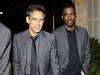 Ben Stiller and Chris Rock attend a Calvin Klein party during the 65th Cannes Film Festival Cannes, France