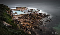 North-Curl-Curl (Kiall Frost) Tags: ocean longexposure water pool swimming landscape artwork focus rocks sydney le baths northcurlcurl kiallfrost
