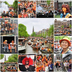 My best of Kingsday (Bn) Tags: street girls party feest people music orange holiday holland church boys water netherlands beer colors dutch amsterdam festival collage heineken fun boat dance fdsflickrtoys topf50 kiss kissing king singing dancing market mosaic smoke free floating kingdom best swing canals collection celebration event creation national trendy muziek carnaval prinsengracht alexander mokum finest gezellig amstel maxima willem jordaan oranje crowded westertoren straat westerkerk wester feestdag grachtengordel panden 50faves koningsdag kingsday 26april dansmuziek