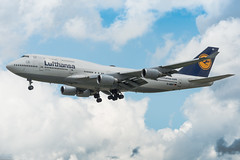 Lufthansa Boeing 747-430 D-ABVF (833638) (Thomas Becker) Tags: cn plane germany airplane geotagged deutschland star airport nikon raw hessen frankfurt aircraft den aeroporto denver 400 boeing gps arrival flughafen aviao nikkor fx flugzeug aeroport aeropuerto lufthansa  aereo 747 spotting fra dlh avion alliance b747 d800 430 vliegtuig ln fraport 744 rheinmain aeroplano m1000 eddf samolot dabvf 796 24761 aerotagged holux lh447  aero:airline=dlh aero:man=boeing aero:series=400 aero:model=747 aero:airport=eddf 120690 130622 aoka n6018n 060790 aviationphoto 80400g geo:lat=50039523 geo:lon=8596970 aero:tail=dabvf ak4nii