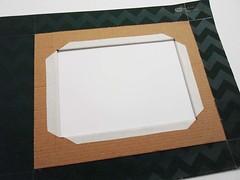 cornice-portafoto-fai-da-te-14 (LindaRose Creations) Tags: tutorial cornice cartone istruzioni portafoto