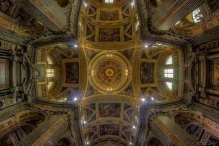 Genova Chiesa del Gesù 2013-10-27 124318 fisheye
