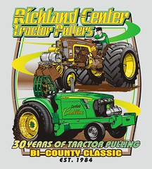 "Richland Center Tractor Pullers - Richland, WI • <a style=""font-size:0.8em;"" href=""http://www.flickr.com/photos/39998102@N07/14520149105/"" target=""_blank"">View on Flickr</a>"
