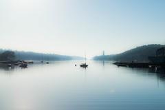 Morning, Northwest Arm, Halifax (wpc302) Tags: northwestarm halifax dingletower lake landscape harbour tranquility reflection