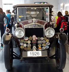 fiat-509-04 (tz66) Tags: automobilausstellung kaiser franz josefs hhe fiat 509 7 prewar car