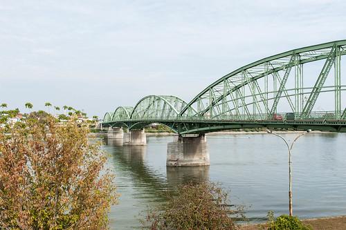 Komárom Erzsébet híd
