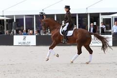 Anky van Grunsven geeft dressuurdemonstratie op het Museumplein in Amsterdam (Bobtom Foto) Tags: anky grunsven amsterdam dressuur museumplein sport demonstratie paardensport equestrian dressage horse paard netherlands champion olympic amazone casino holland
