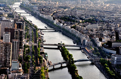 i've been watching your world from above (my lala) Tags: above panorama paris france high view eiffel