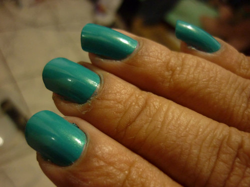 L.A. Colors - Exotic Jewels (Aqua Green)