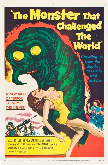MonsterChallengedWorld1957