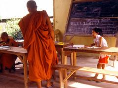LaosBuddSchool