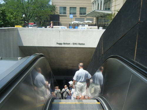 Foggy Bottom-GWU Metro