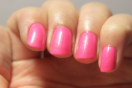 Color Club Electro Candy (2/2)