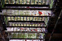 Huncoat Powerstation (fragglehunter aka Sleepy G) Tags: england streetart art graffiti closed nw decay lancashire explore derelict powerstation urbanexploring ue urbex abandonn tresspass huncoat huncoatpowerstation sleepyg ukurbex urbexuk englandnwnorthwestartmodelgraffitipowerstation fragglehunter sleepygphotography fragglehunterurbex fragglehunteraerialphotography fragelhunter