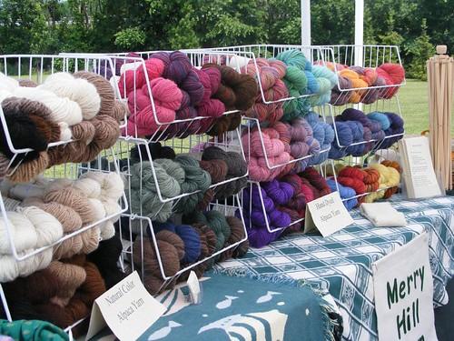 Farmer's market goods