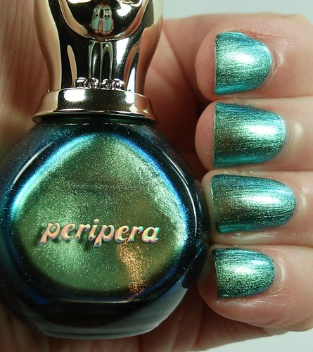 Peripera P027 Metallic Green
