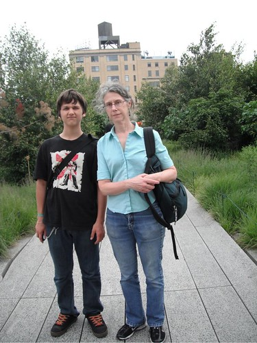 G and N On the High Line
