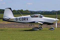 G-CDRV (QSY on-route) Tags: club aero lincon sturgate egcs gcdrv 04062011