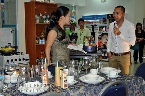 SM Master Chefs