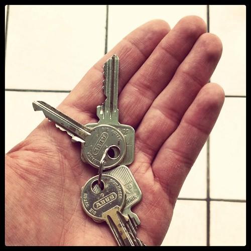 Die Schlüssel