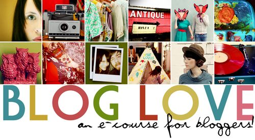 Blog Love ECourse