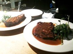 Steak, Medzs, Orchard Central