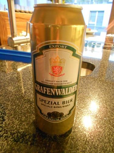 Grafenwalder Spezial Bier