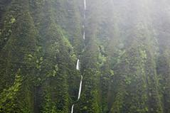 Molokai (PJW Photography) Tags: ocean seascape nature landscape hawaii coast aerial helicopter waterfalls wilderness birdseyeview molokai