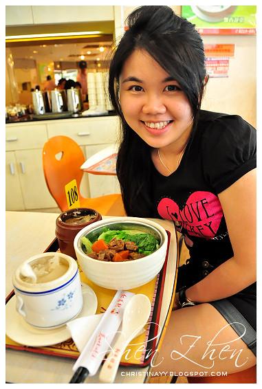 Shen Zhen: 红荔村 Restaurant