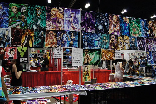 Artist Alley Drama Of Years Past Where Theyd Buy Multiple Tables Under Different Names And Harass People