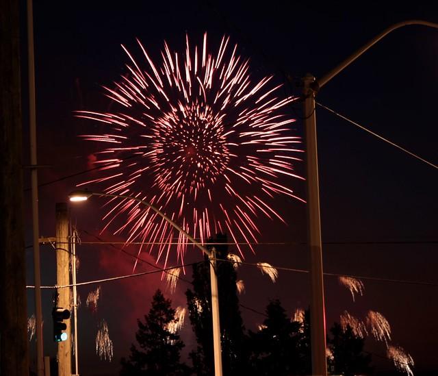 Tacoma Fireworks 2011 12